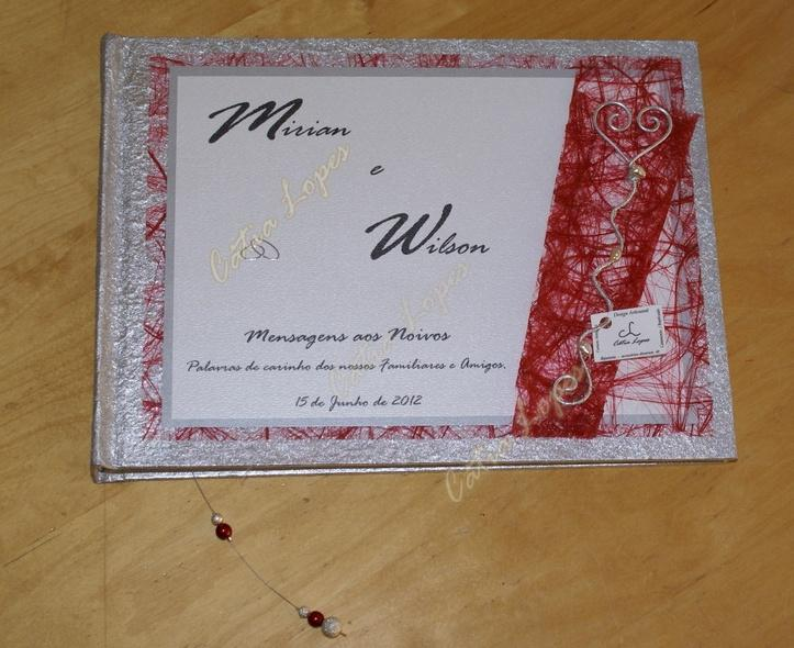 (Acessorios de Noivas) = LH - mod 24 - Mirian e Wilson