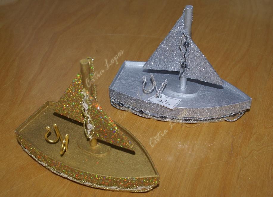 (Acessorios de Noivas) = PA - barco