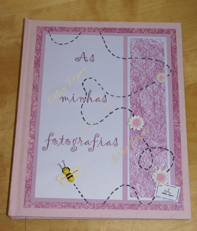 (Acessórios de Noivas) = livro bebé - modelo 6