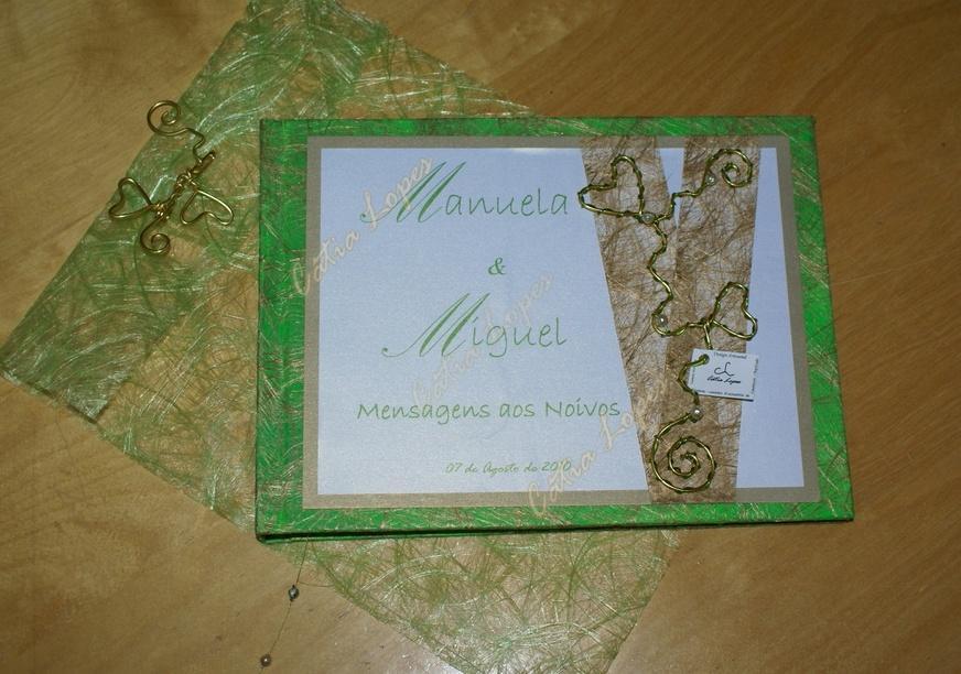 (Acessorios de Noivas) = LH - mod 5 - Manuela & Miguel