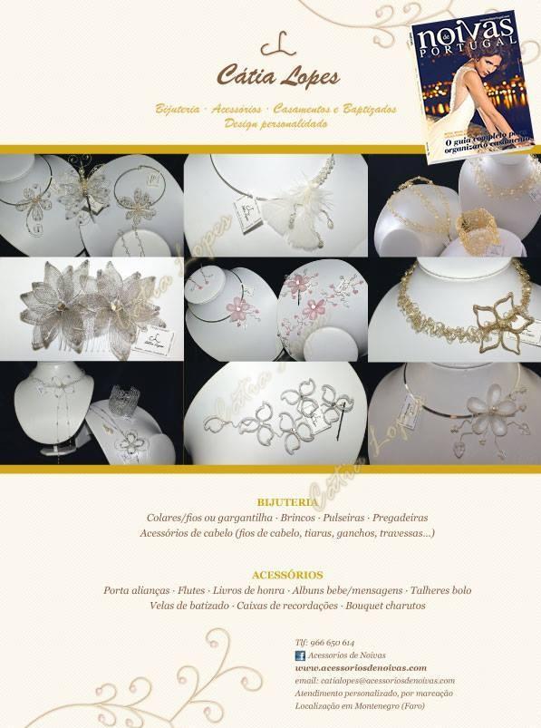 Anuncio publicitário Noivas de Portugal 2014 - pág 123