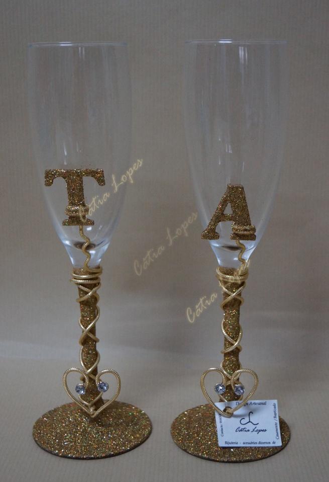 (Acessorios de Noivas) = copos dec34