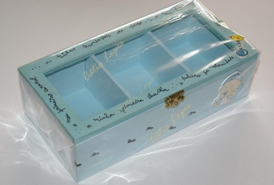 (Acessórios de Noivas) = caixa baby 1 - frente