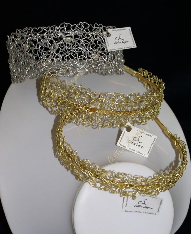 tiara katia12 - 3 tamanhos
