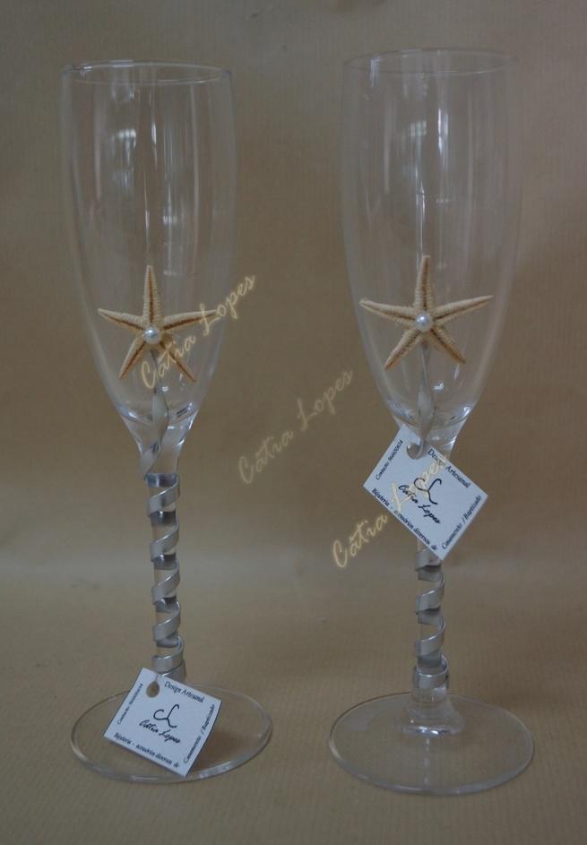 (Acessorios de noivas) = copos dec31 - cru
