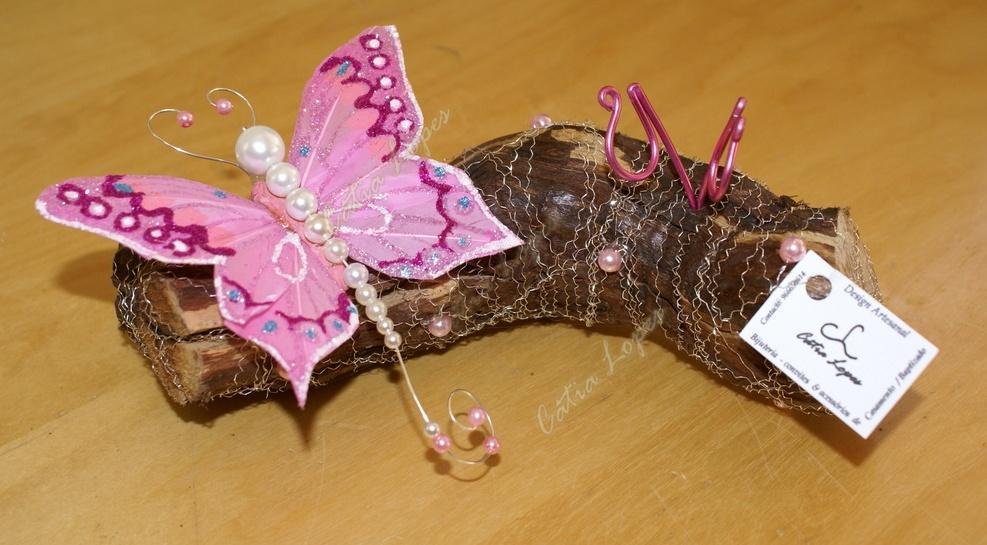 (Acessorios de Noivas) = PA - tronco borboleta