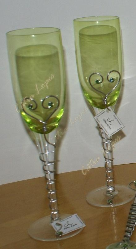(Acessorios de noivas) = copos dec9 - modelo 5