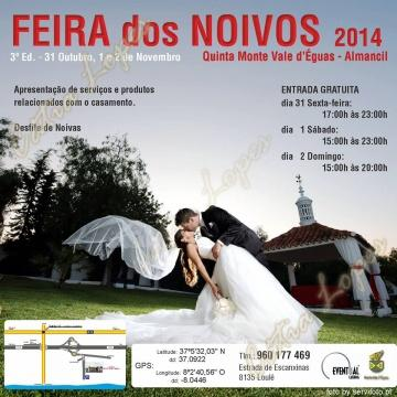 Feira Noivos ALMANCIL 2014 - Monte Vale Éguas