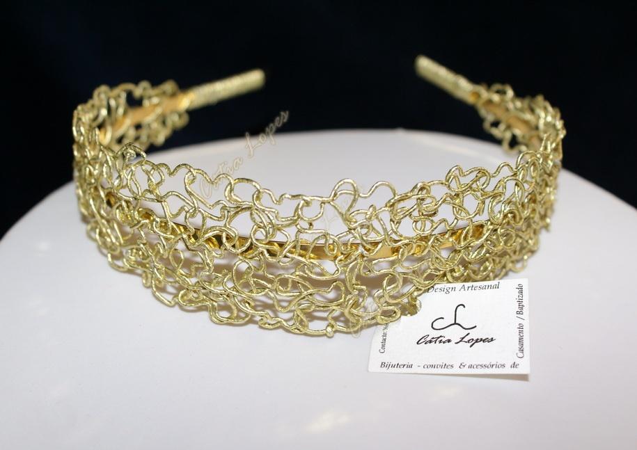 tiara katia12 - normal dourada