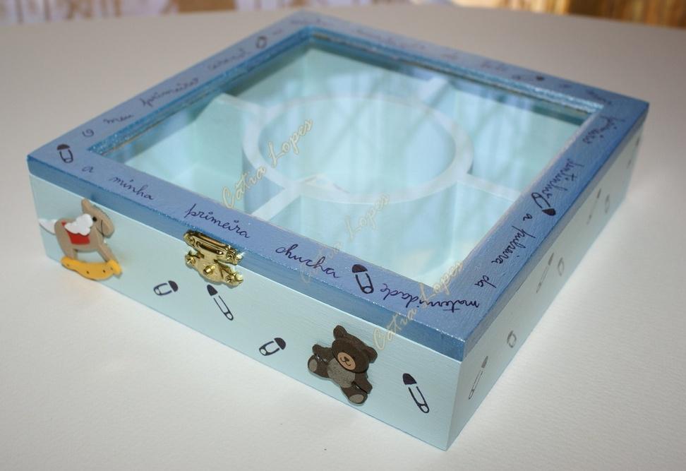 (Acessórios de Noivas) = caixa baby 11 - frente