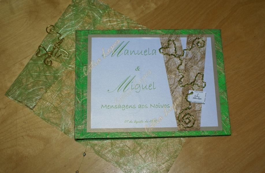 (Acessorios de Noivas) = LH - mod 5 - Manuela e Miguel