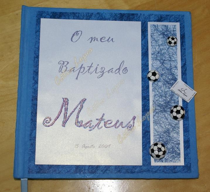 (Acessórios de Noivas) = livro bebé - modelo 13
