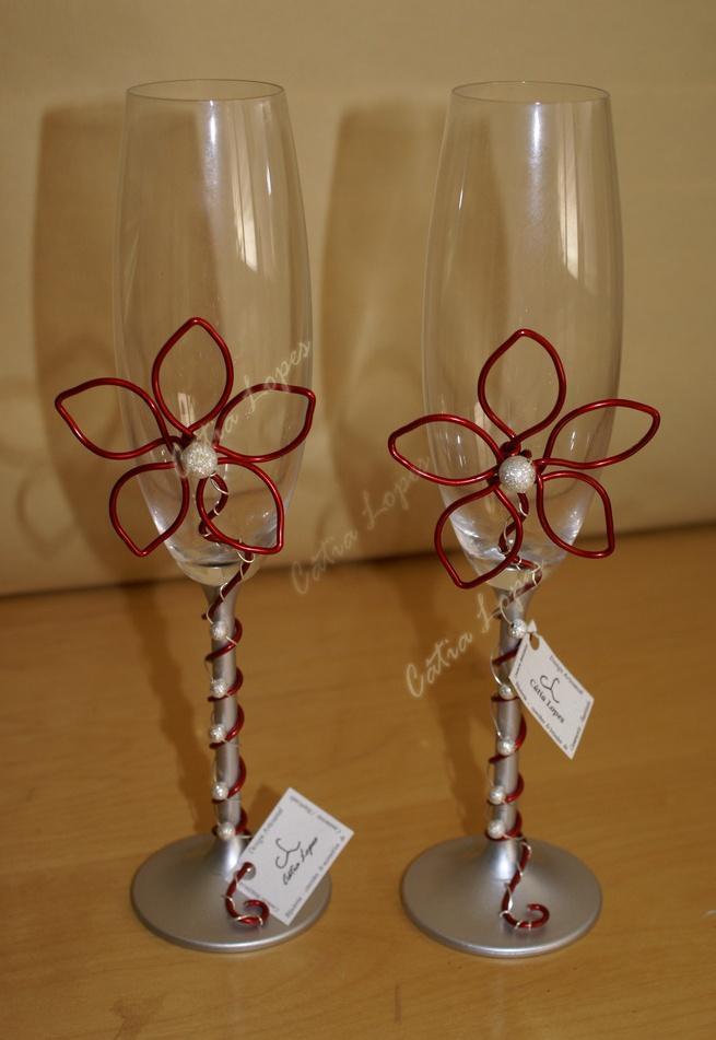 (Acessorios de noivas) = copos dec14