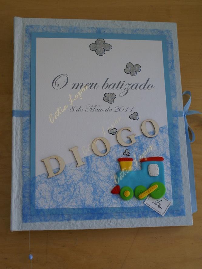 (Acessórios de Noivas) = livro bebé - modelo 16